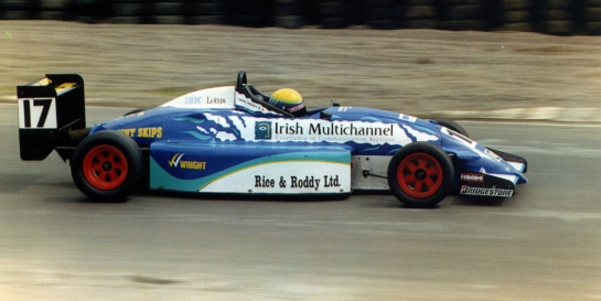 Irish Formula Europa The Mondello Park, 1999