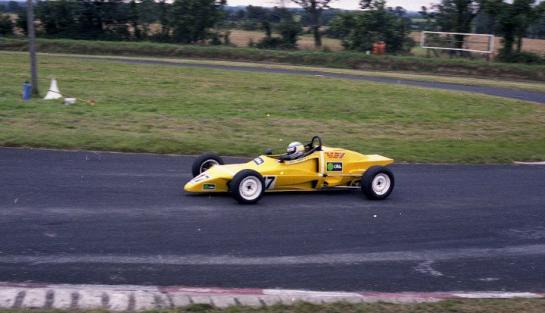 Formula Ford 1600 Crossle 55F - Mondello Park 1986