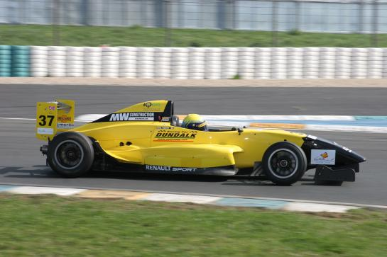 Coupe de France Formula Renault, Albi France 2007