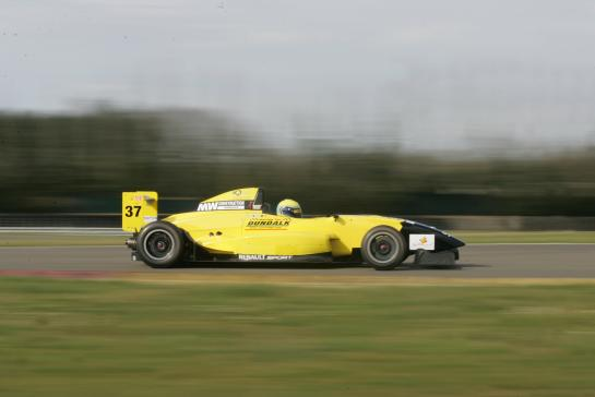 Coupe de France Formula Renault, Nogaro France 2007