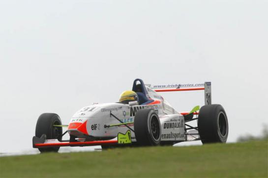 UK Formula Renault, Donington England 2002