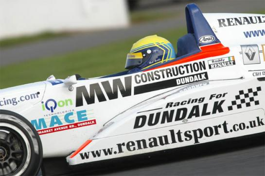 UK Formula Renault, Donington 2002