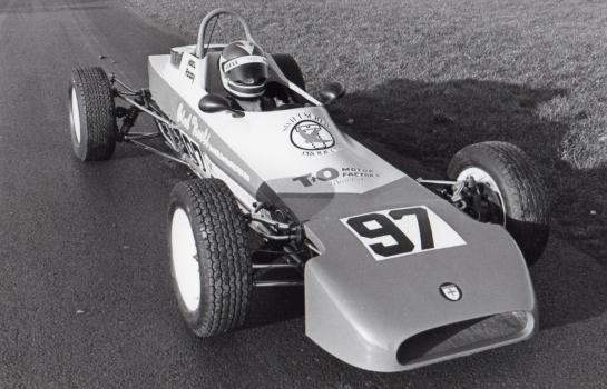 Formula Ford 1600 Crossle 40F