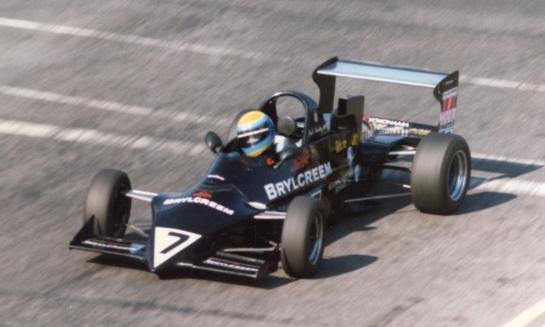 Reynard SF84 - Dundalk Street Races 1989