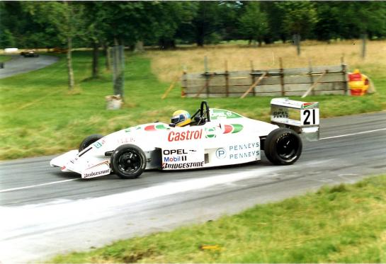 Irish Formula Opel The Phoenix Park, 1993
