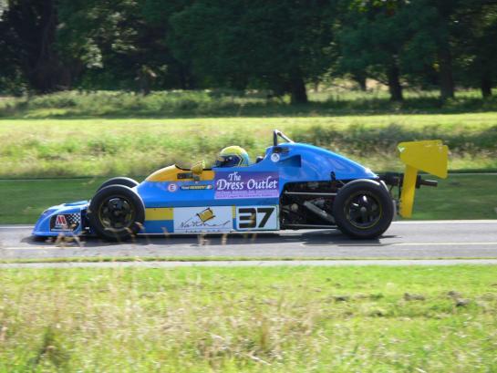The Phoenix Park Motor Races 2012