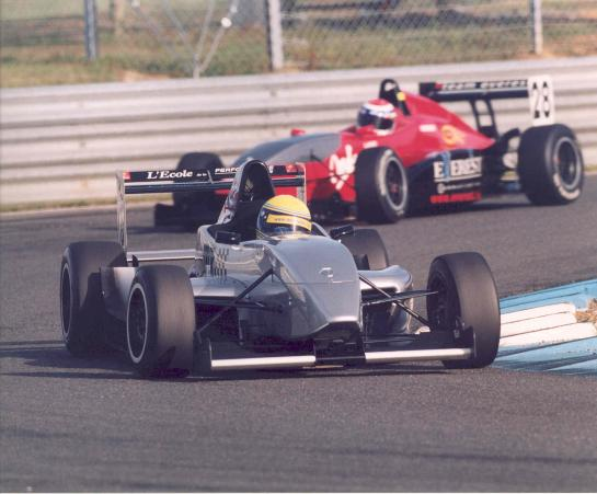 Coupe de France Formula Renault, Val de Vienne France 2004