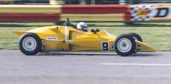Formula Ford 1600 Crossle 55F - Phoenix Park 1987
