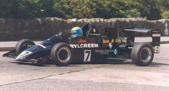 Reynard SF84 - Dundalk Street Races 1989