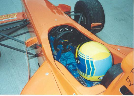 Noel's Office - British Formula Palmer Audi Championship Mondello 2001