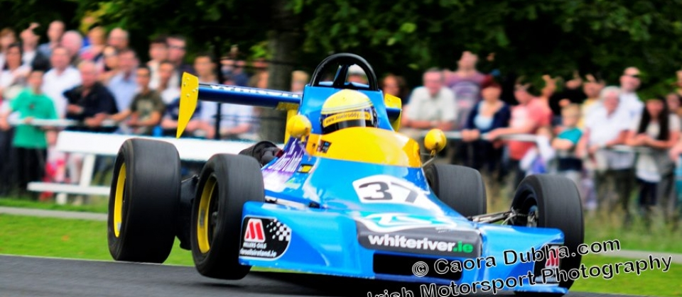 Phoenix Park 2012 - British FF2000 Race Win with Fastest Lap
