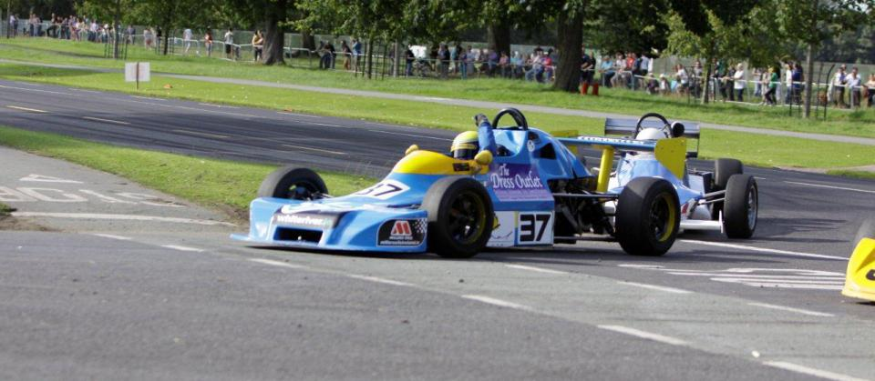 Victory at the Phoenix Park 2012